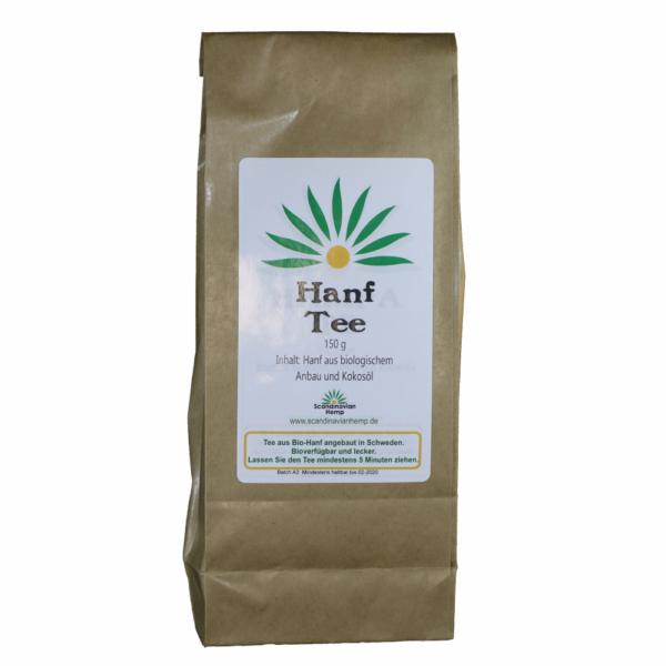 Chá de cânhamo CBD